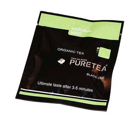 Pure Tea Natural Mint