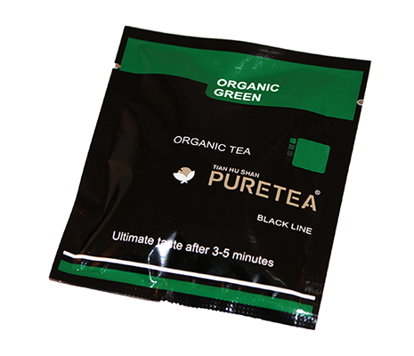 Pure Tea Organic Green