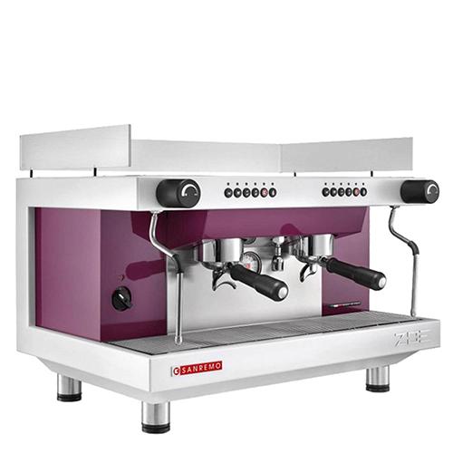 Sanremo Zoe espressomachine