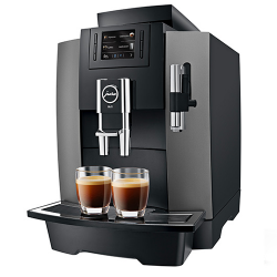 Jura WE8 Dark Inox espressomachine